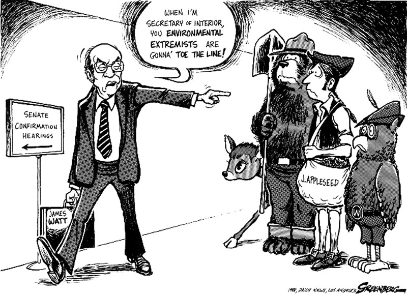 1980 political cartoons teaching the journal of american history